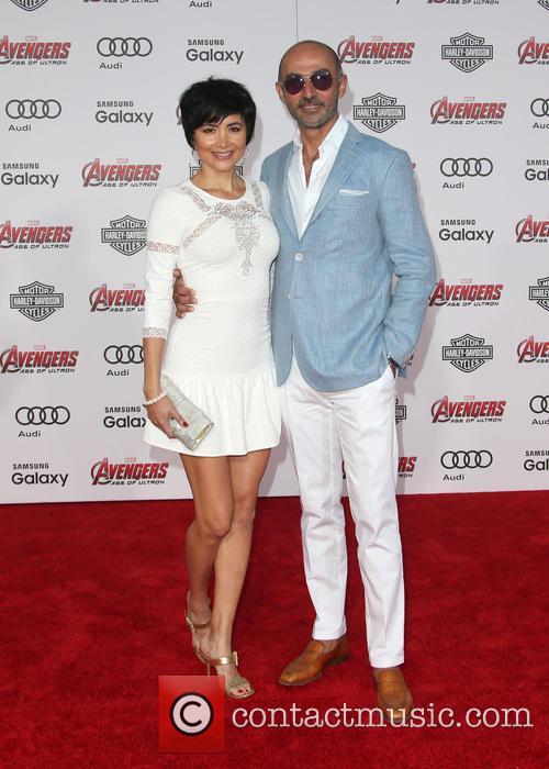 Shaun Toub and Lorena Mendoza 2