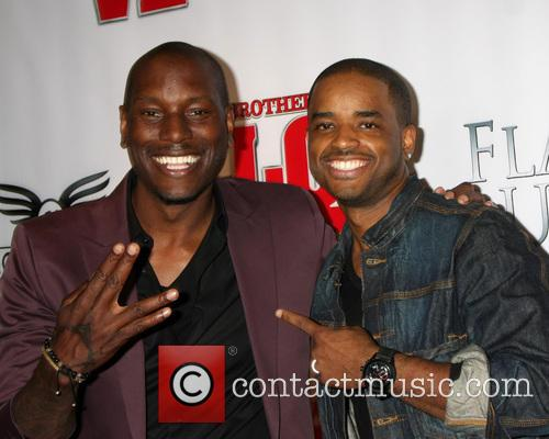Tyrese Gibson and Larenz Tate