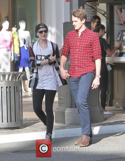 Evan Rachel Wood and Michael Thomas Grant 3