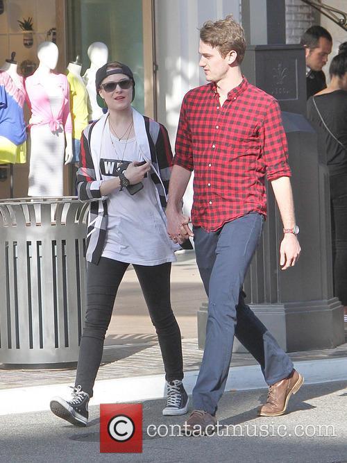 Evan Rachel Wood and Michael Thomas Grant 5