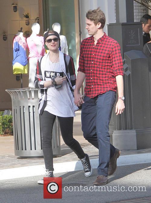 Evan Rachel Wood and Michael Thomas Grant 6