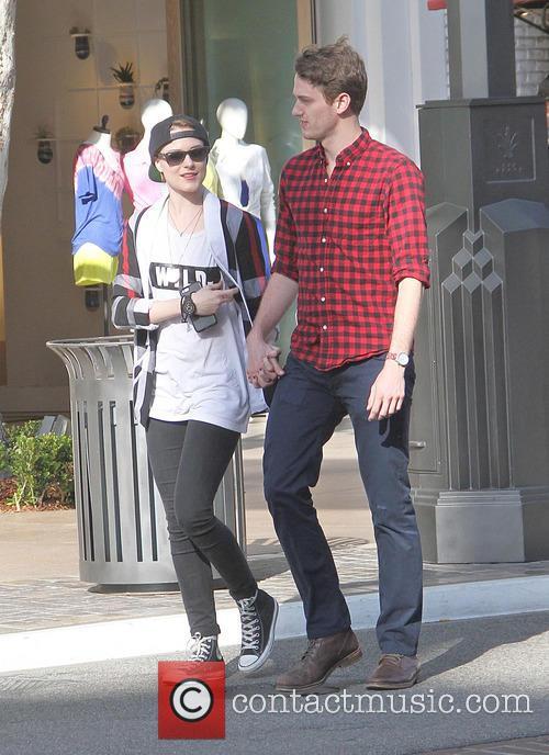 Evan Rachel Wood and Michael Thomas Grant 7