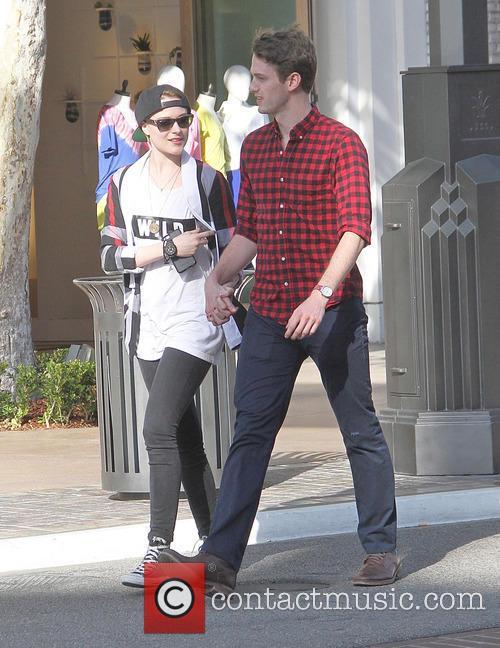 Evan Rachel Wood and Michael Thomas Grant 8