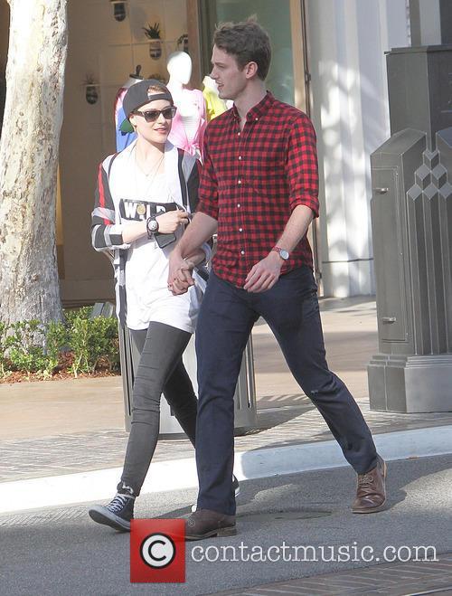 Evan Rachel Wood and Michael Thomas Grant 9
