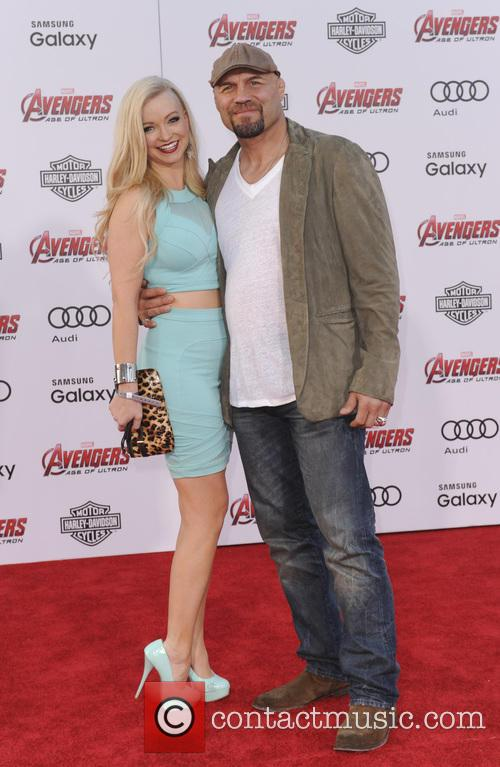 Randy Coutere and Mindy Robinson 9