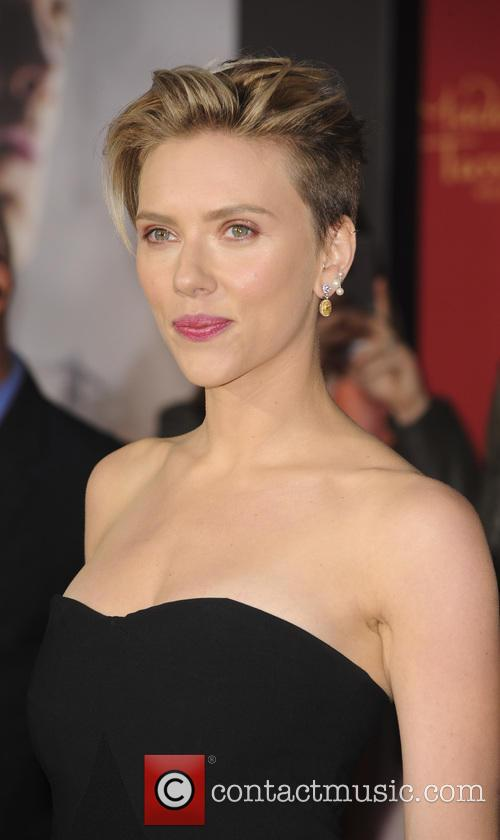 Scarlett Johansson Named As Highest-grossing Actress In Hollywood History