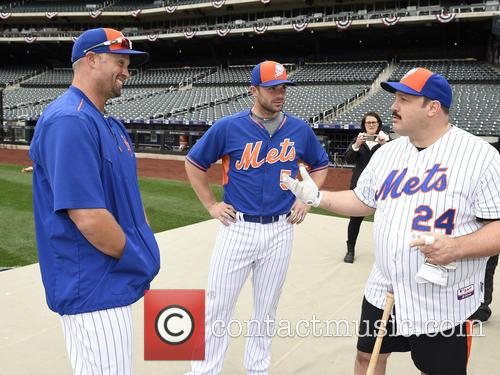 Kevin James, David Wrigh and Michael Cuddyer 3
