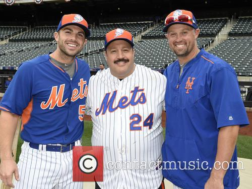 Kevin James, David Wrigh and Michael Cuddyer 4