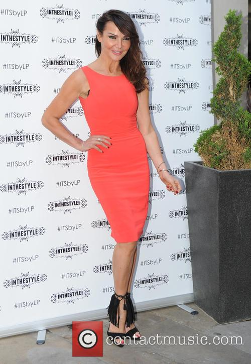 Lizzie Cundy at Sanctum Soho Hotel
