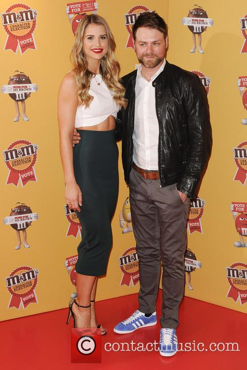Vogue Williams and Brian Mcfadden 4