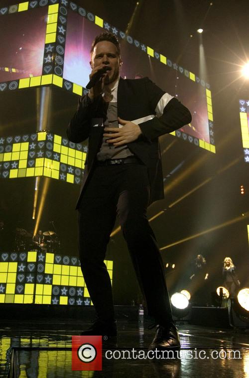 Olly Murs headlining at the SSE Hydro