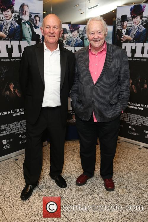 Bill Scott and Dudley Sutton 6