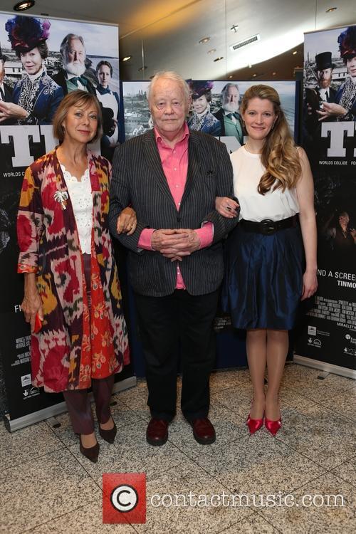 Jenny Agutter, Dudley Sutton and Abigail Sudbury 7
