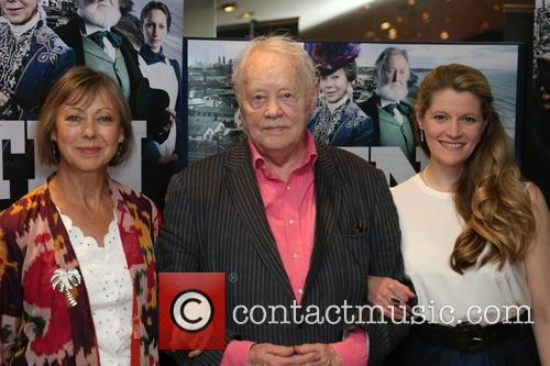 Jenny Agutter, Dudley Sutton and Abigail Sudbury