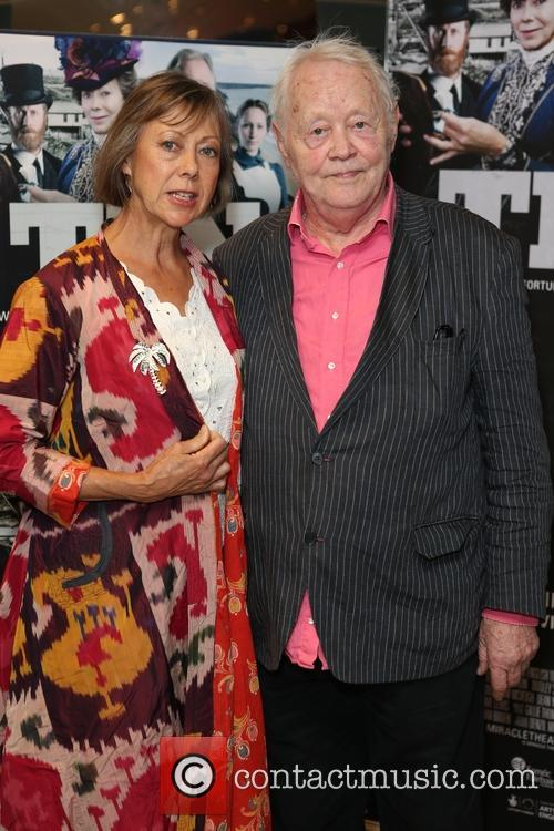 Jenny Agutter and Dudley Sutton 6