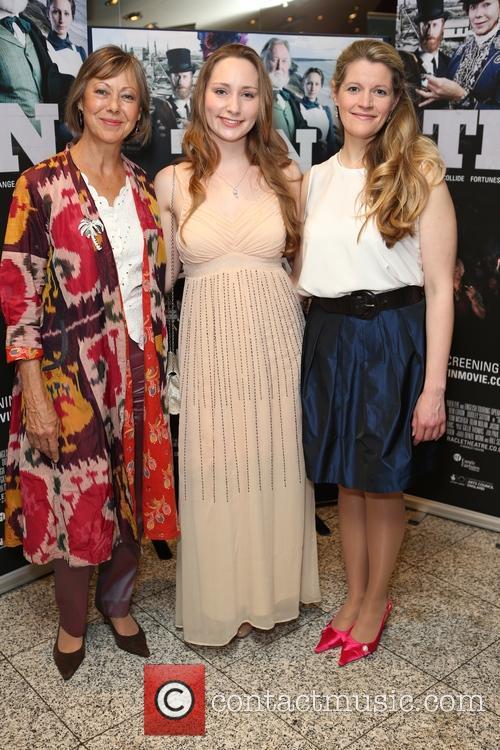 Jenny Agutter, Helen Bendell and Abigail Sudbury 11