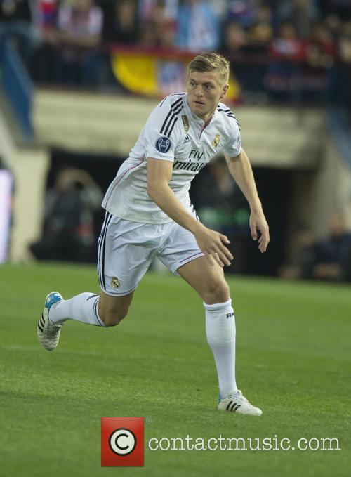 Real Madrid and Toni Kroos 3