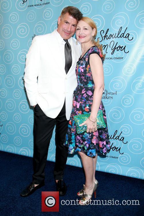 Bryan Batt and Patricia Clarkson