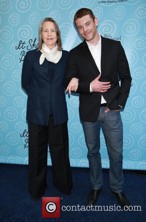 Cherry Jones and Brian J. Smith