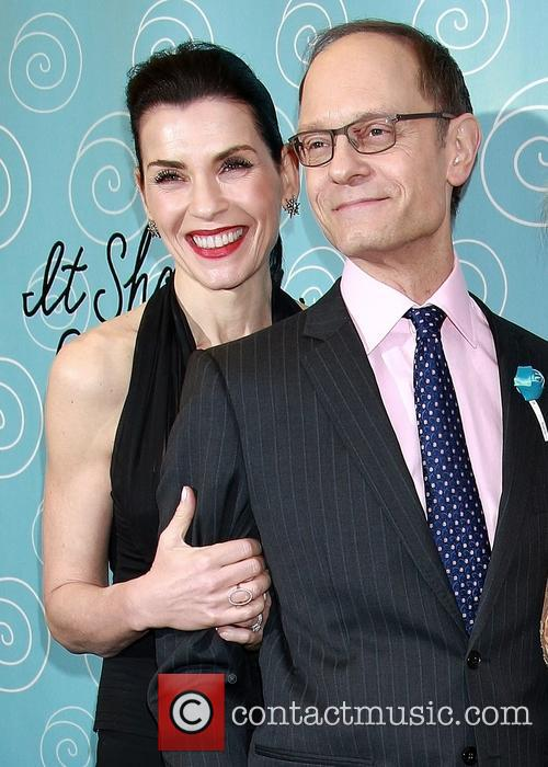 Julianna Margulies and David Hyde Pierce 3