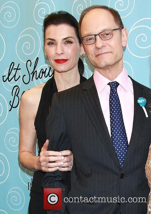 Julianna Margulies and David Hyde Pierce 1