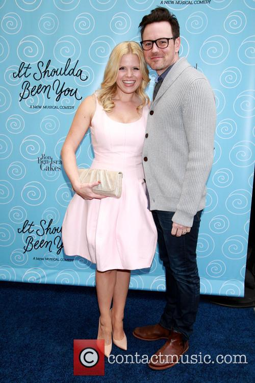Megan Hilty and Brian Gallagher 2