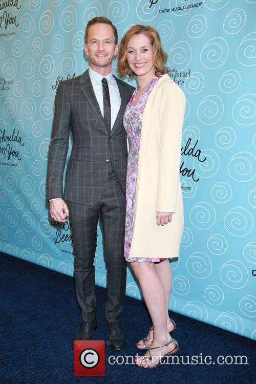 Neil Patrick Harris and Kate Jennings Grant