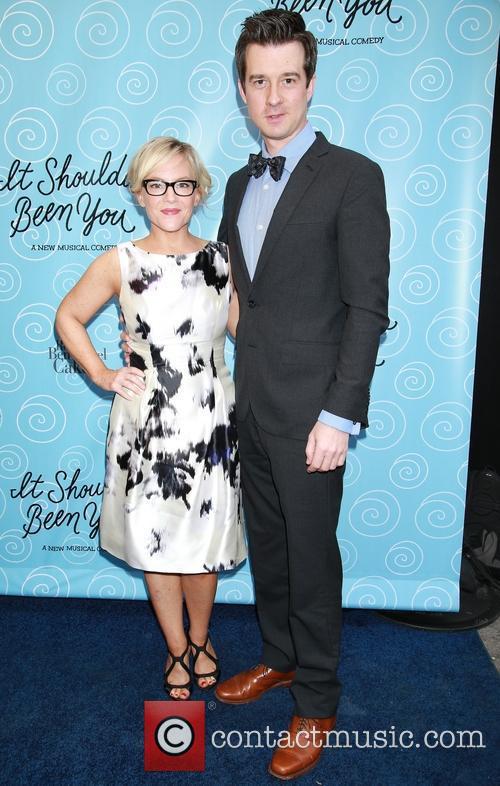 Rachel Harris and Christian Hebel