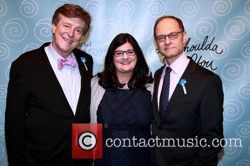 Brian Hargrove, Barbara Anselmi and David Hyde Pierce 1