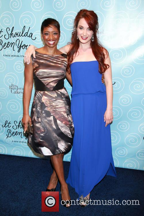 Montego Glover and Sierra Boggess 5