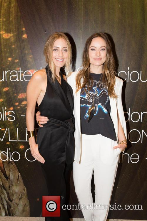 Barbara Burchfield and Olivia Wilde 3