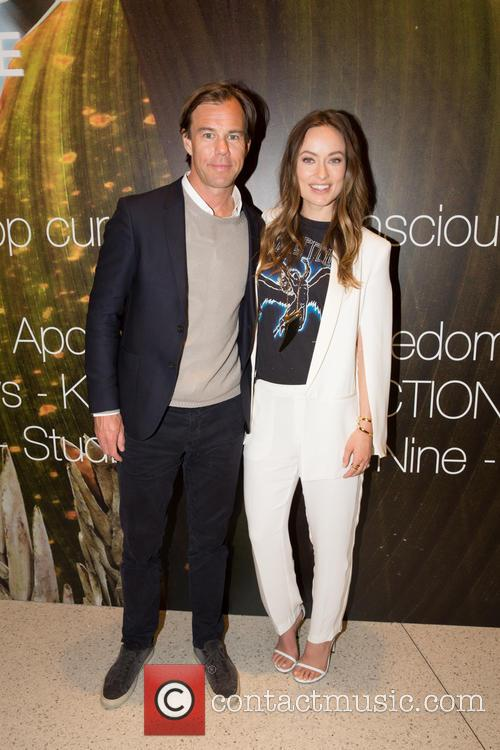 Karl-johan Persson and Olivia Wilde 3