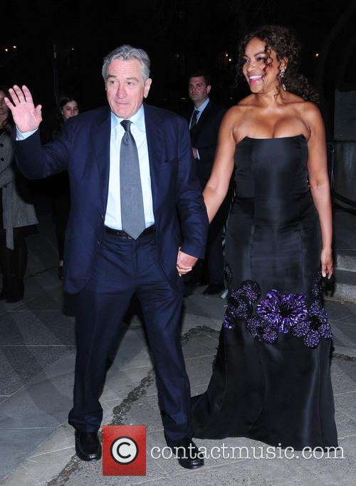Robert De Niro and Grace Hightower 6