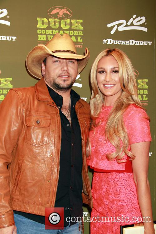 Jason Aldean and Brittany Kerr Aldean 2