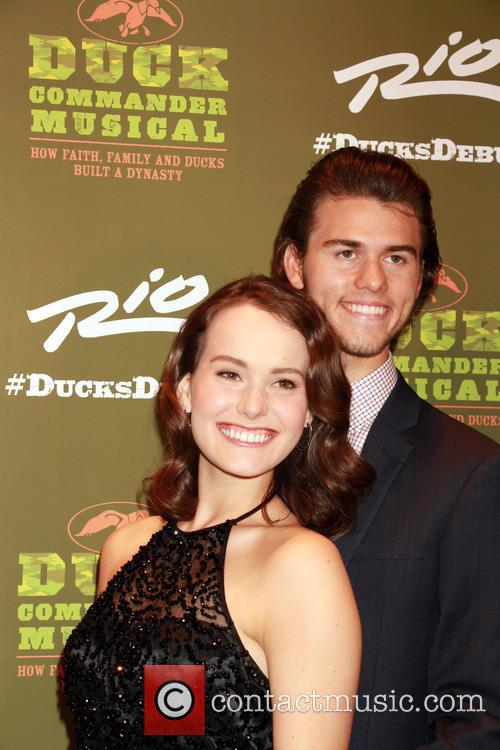 John Luke Robertson and Mary Kate Mceacharn 2
