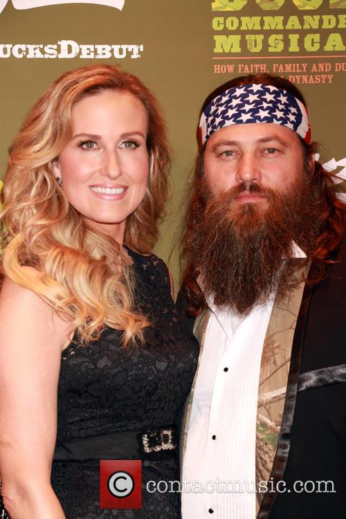 Korie Robertson and Willie Robertson 4