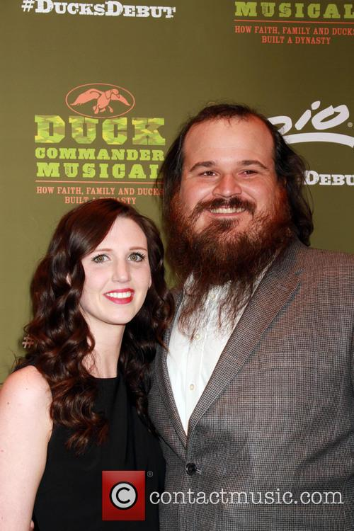 Martin Robertson and Brittany Brugman 3