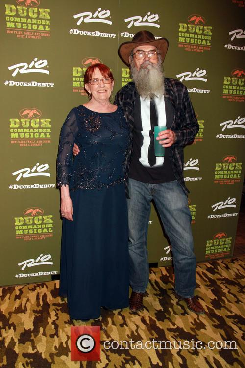 Uncle Si Robertson and Christine Robertson 1
