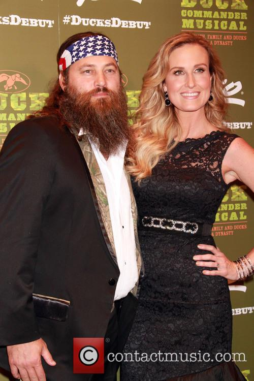 Willie Robertson and Korie Robertson 2