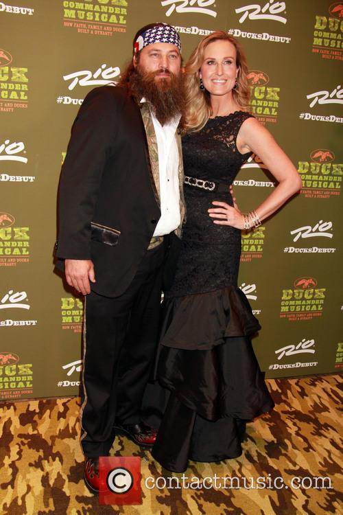Willie Robertson and Korie Robertson 3