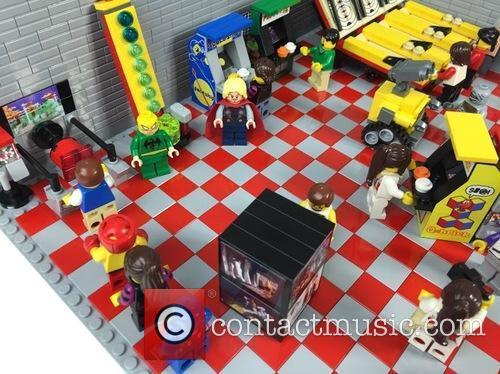 Eighties Retro Lego Arcade 3