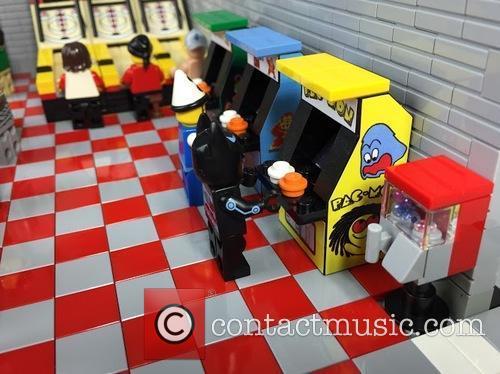 Eighties Retro Lego Arcade 6
