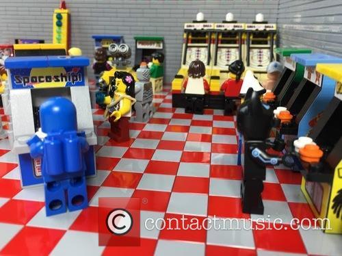 Eighties Retro Lego Arcade 7