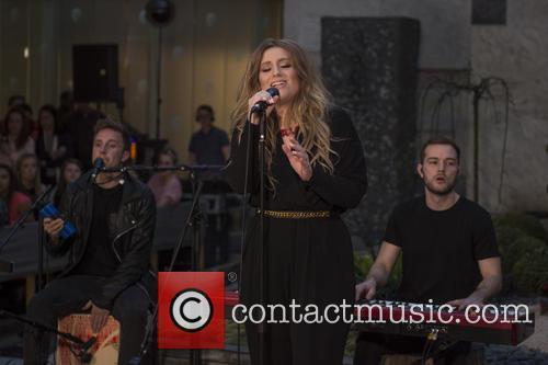 Ella Henderson performing live