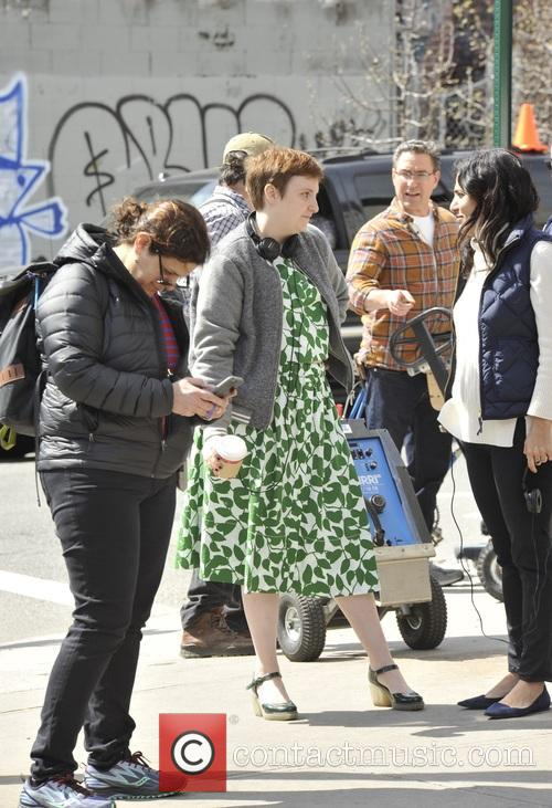 Lena Dunham and Jenni Konner 5