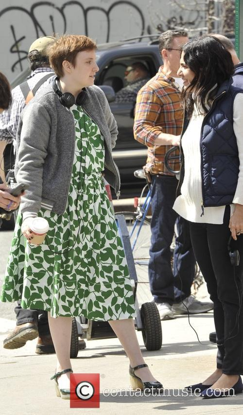 Lena Dunham and Jenni Konner 7