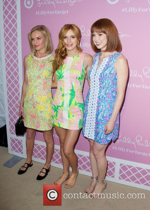 Kate Bosworth and Bella Thorne 7