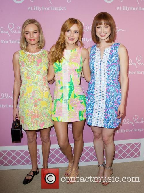 Kate Bosworth and Bella Thorne 9