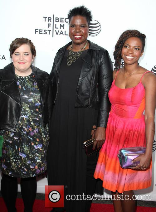 Aidy Bryant, Leslie Jones and Sasheer Zamata 1