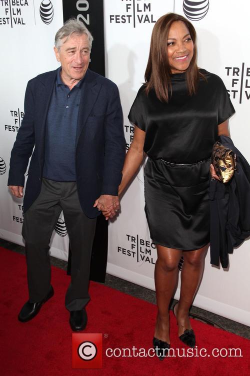 Robert De Niro and Grace Hightower 4